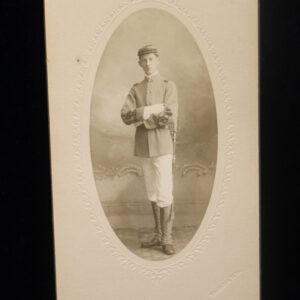1800s Military Cadet – full uniform, sword, gloves, hat, etc. – W. VA